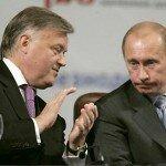 Сочи 2014 - друзья Путина на олимпийском распиле