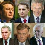 США ввели санкции против друзей Путина