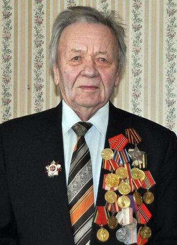 Виктор Колбин