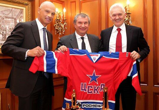 Торкнвист, Сечин и Тимченко
